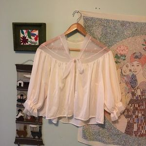 Vintage Dreamy Blouse